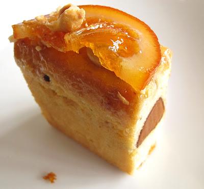 Un Dimanche à Paris - Cake orange confite