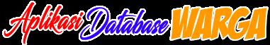 Aplikasi Database Warga 2