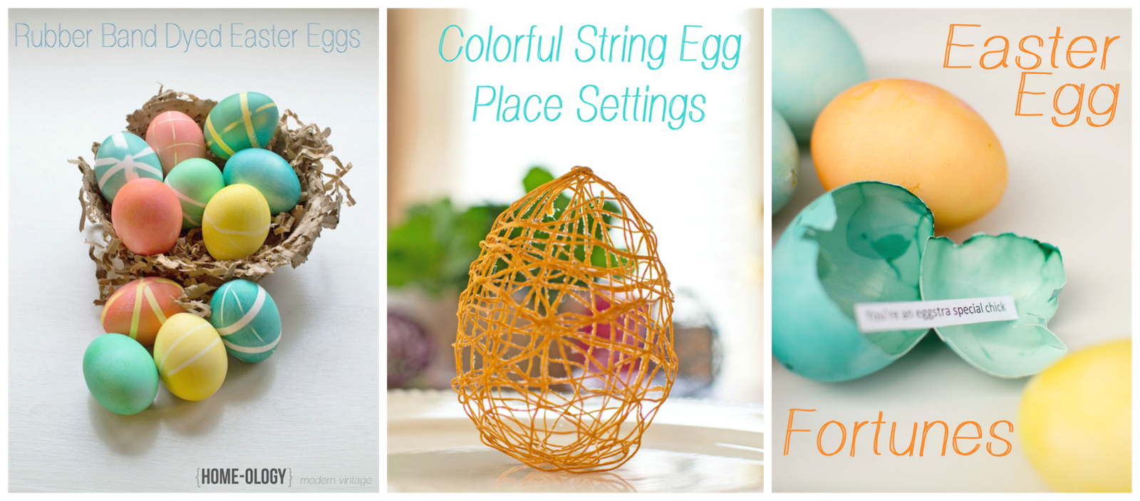 three creative diy crafts for the easter holiday