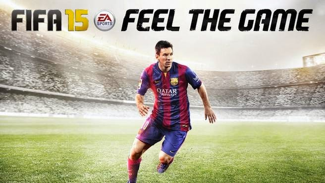 FIFA 15 Free Download