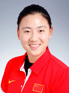 Volleyball Player Xue Chen