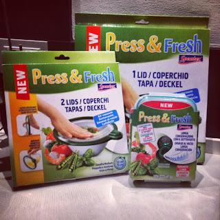 spontex - press&fresh