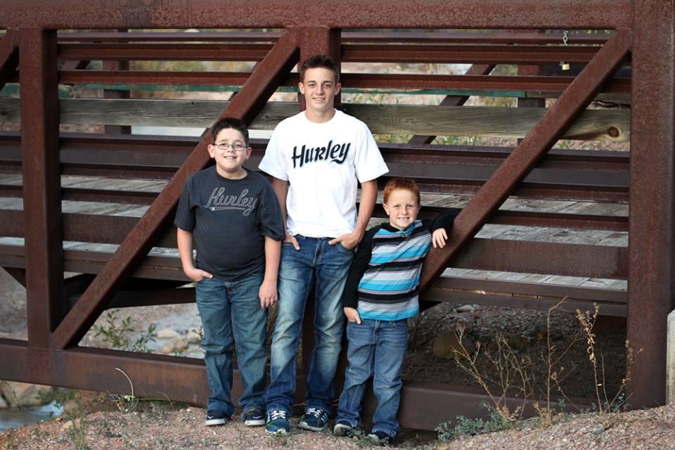 Boys 2015
