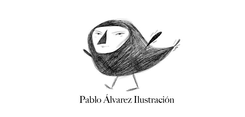Pablo Álvarez Ilustración