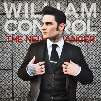 "William Control, new album ""The Neuromancer"" out April 4th. And it's good. Very good."