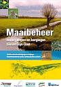 cover Maaibeheer watergangen en bergingen binnen Rijn-Oost