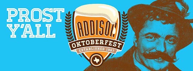logo of Addison Oktoberfest 2013