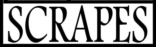 SCRAPES