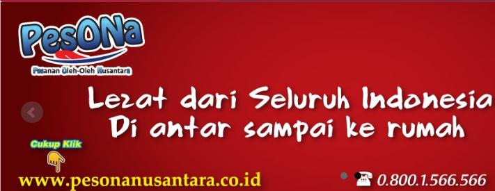 Cara Pesan Oleh Oleh Nusantara