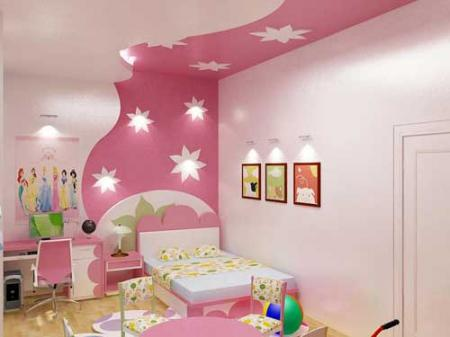 Dormitorios princesas disney dormitorios con estilo for Ideas decoracion habitacion nina