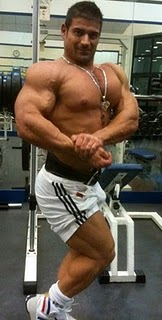 Missouri bodybuilders photos