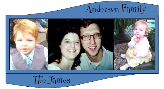 James Anderson Family
