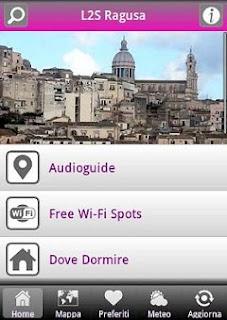 Audioguide Ragusa Listen Sicily
