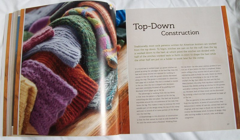 Sewing is for girls: Book Review: Sock Knitting Master Class by Ann Budd