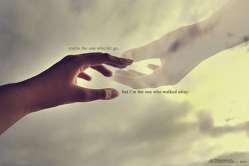Buông tay để em đi về nơi người ấy