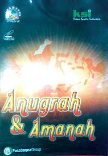 Album Fasabaqna Group - Anugrah dan Amanah