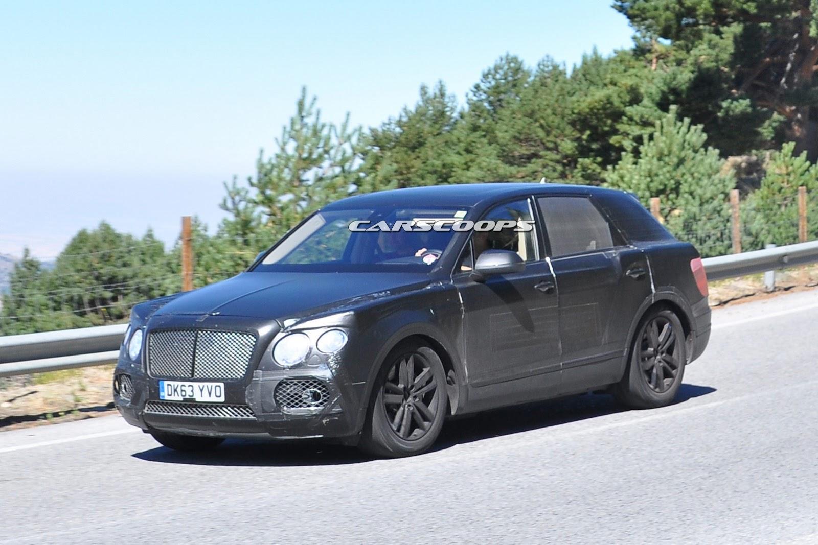 2015 - [Bentley] Bentayga - Page 3 2017-Bentley-SUV-3