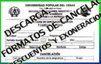 DOCUMENTOS UPC LISTO PARA IMPRIMIR, FORMATO DE CANCELACION ETC