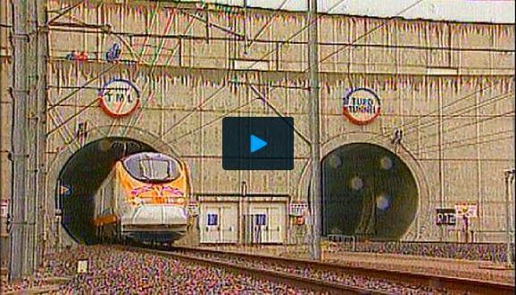 Eurotunel festeja 20 anos