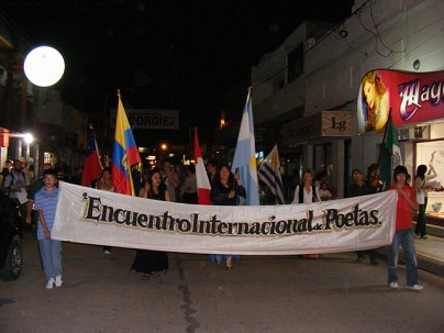 48 Encuentro Internacional de Poetas