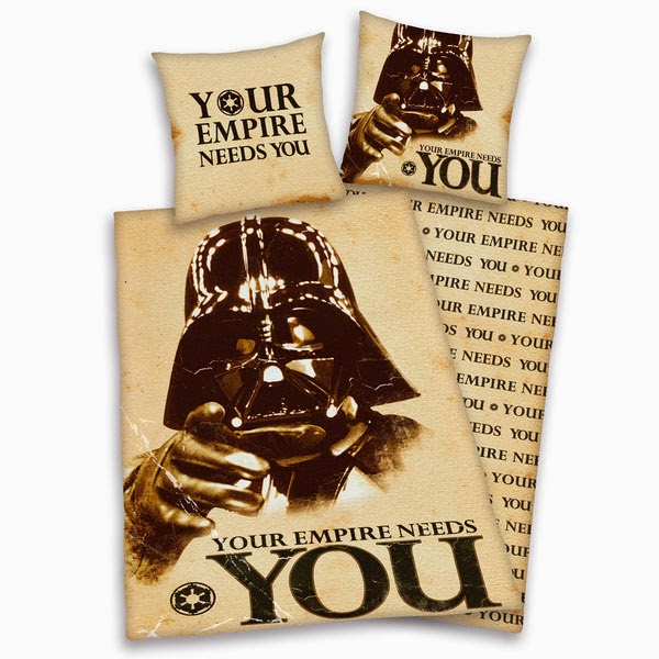 Funda Nórdica Darth Vader Needs You