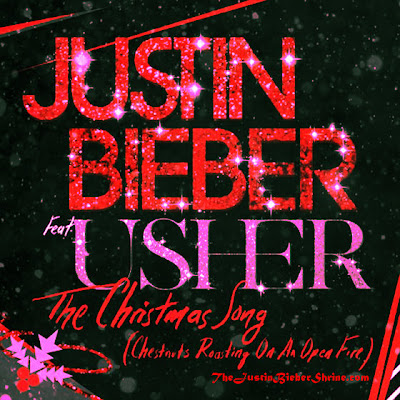Photo Justin Bieber feat. Usher - The Christmas Song (Chestnuts Roasting On An Open Fire) Picture & Image