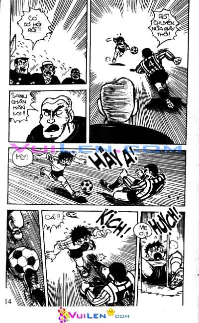 Jindodinho - Đường Dẫn Đến Khung Thành III  Tập 9 page 14 Congtruyen24h