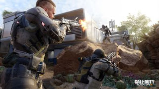 Call of Duty Black Ops III Torrent XBOX 360 2015