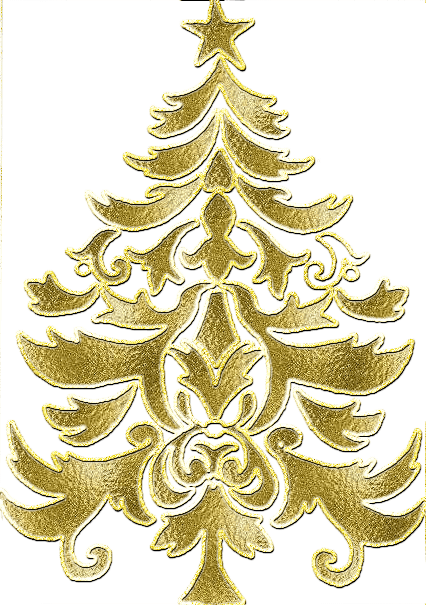 Zoom dise o y fotografia tree christmas arboles para - Arbol de navidad dorado ...