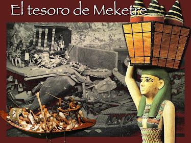 2 - EL TESORO de MEKETRE