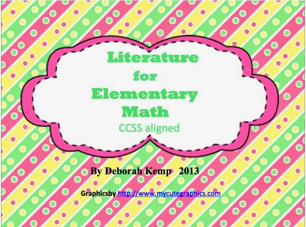 Literature for Elementary Math