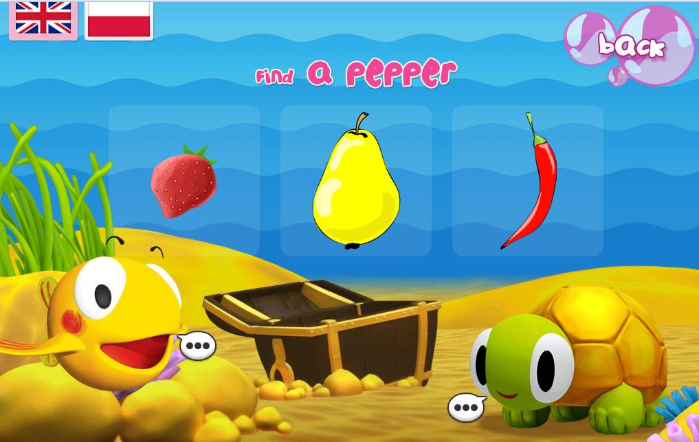 Find a pepper