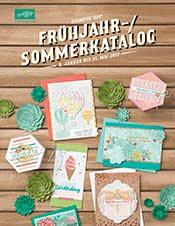 Frühjahrs-/ Sommerkatalog