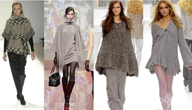 Вязаная мода 2015