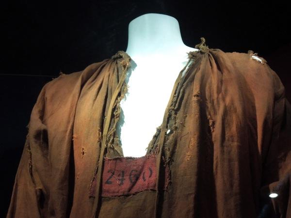 Les Misérables Jean Valjean prisoner 24601 costume