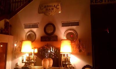 Cadillac Bar San Antonio Texas Haunting.