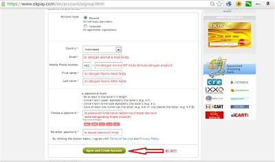 Daftar Okpay.com