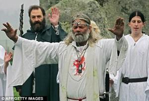 Mengungkap, Apakah Yahudi Dibalik Kaum Pagan?