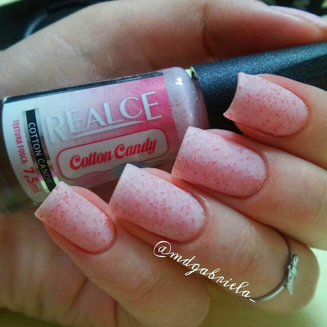 Esmalte Cotton Candy Realce