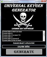 Universal Keygen