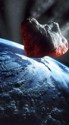 planet killer asteroid approaching - photo #20