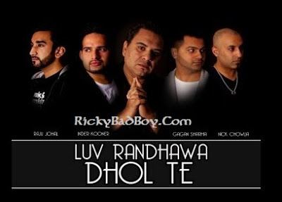 Luv Randhawa - Dhol Te Lyrics