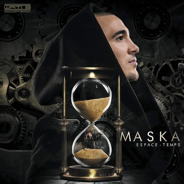Maska - Espace-temps Cover