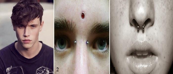 piercings nariz