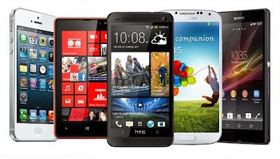 The pest big screen phones buy in 2013