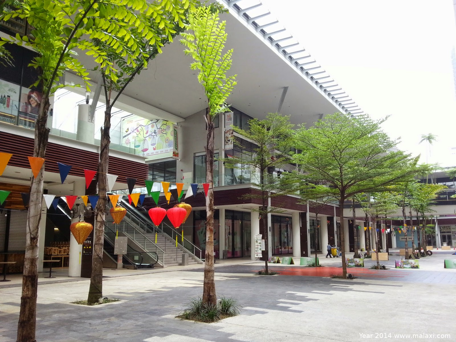 SStwo Mall