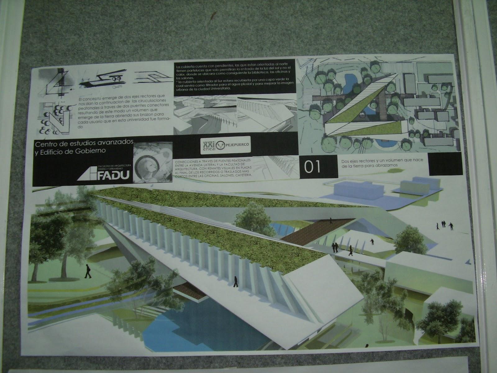 Xxi encuentro nacional de estudiantes de arquitectura 21 for Laminas arquitectura