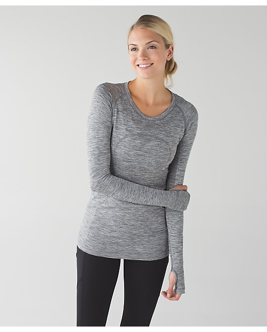 lululemon space-dye-slate-swiftly-ls