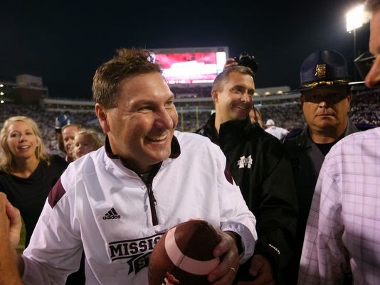 Dan Mullen slams websites calling for college football coaches to be fired.