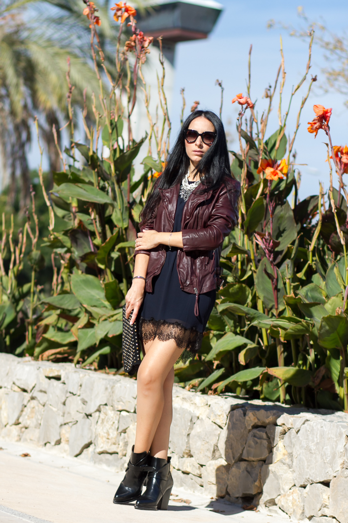 Spanish Fashion blogger withorwithoutshoes